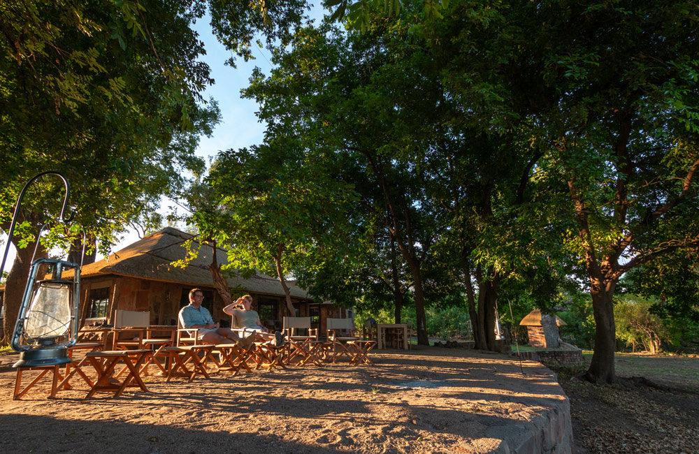 bumbusi wilderness camp hwange national park