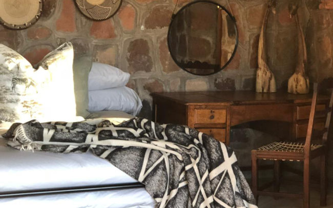 bumbusi wilderness camp hwange national park chalet accommodation