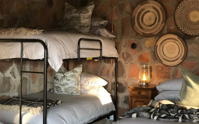 bumbusi wilderness camp hwange national park chalet room interior
